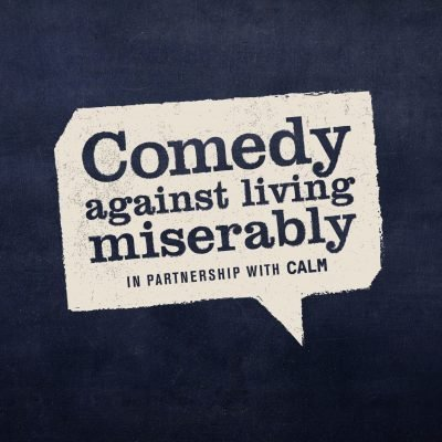 comedy against living miserably